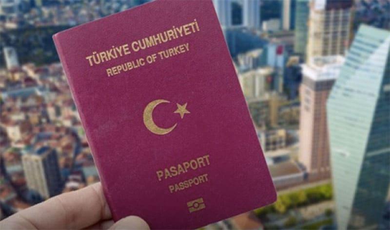 أكثر من 7 آلاف أجنبي يحصلون على الجنسية التركية عبر شراء العقارات
