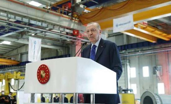 أردوغان يفتتح 26 مصنعاً في أنقرة بقيمة 188 مليون دولار...